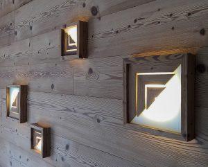 design luci interne arch Simona Agostino